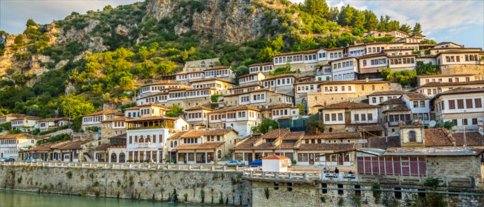 Town of a Thousand Windows - Berat