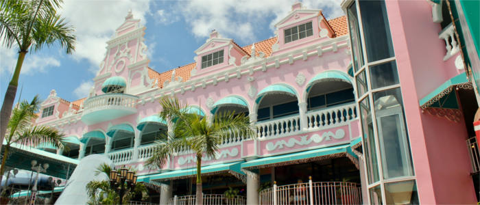 Aruba's Dutch architecture