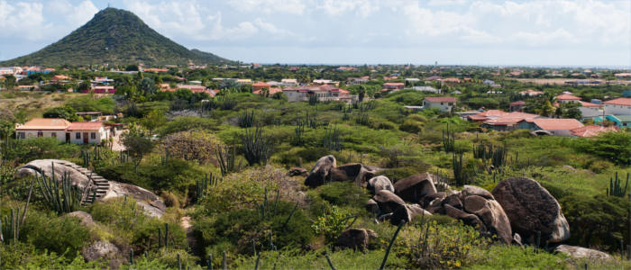 Hooiberg on Aruba