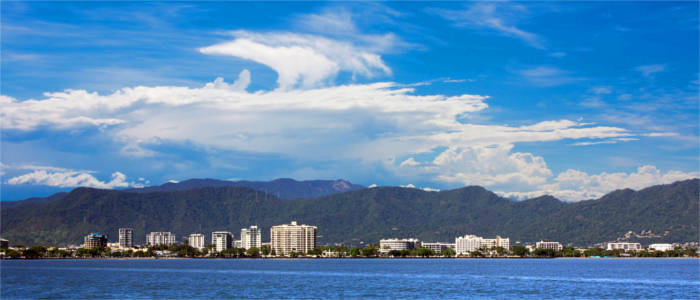 Panorama of Cairns