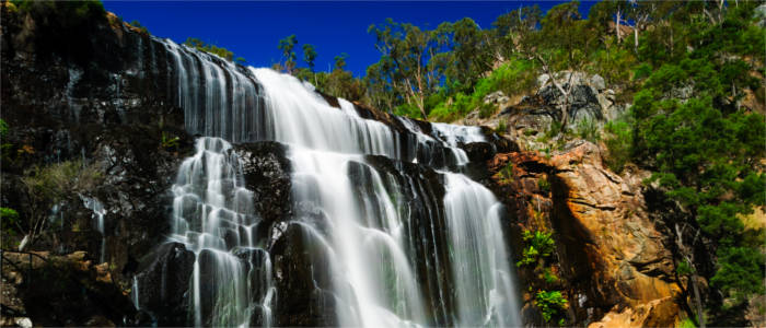 Waterfall in the Grampians