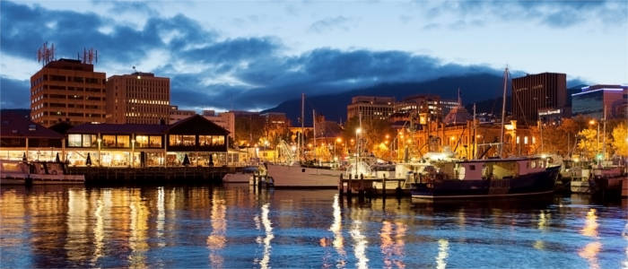 Nightlife in Hobart