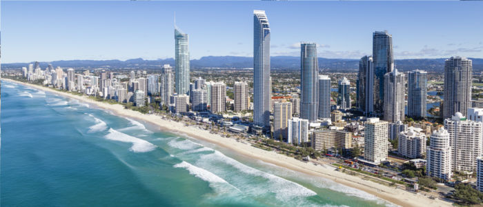 Autralia's Gold Coast