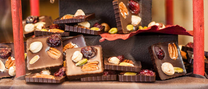 Belgium's chocolate creations