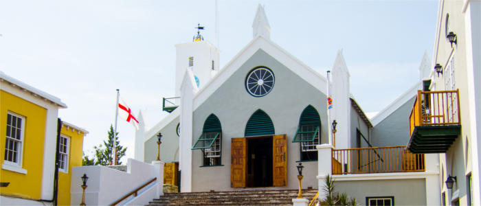 Bermuda's churches