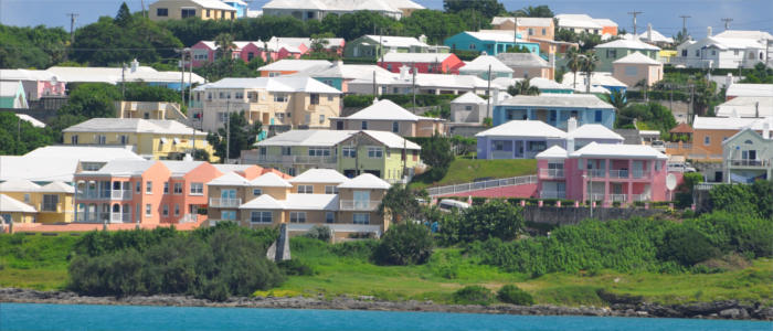 Capital of Bermuda - Hamilton