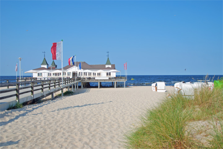 Usedom at Easter