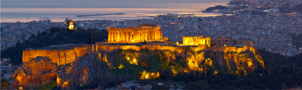 Athens - travel destination in Greece