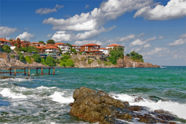 Summer holiday in Bulgaria in 2015