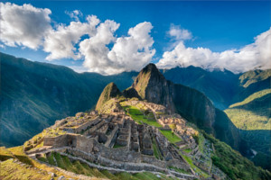 Summer holiday in Peru in 2015