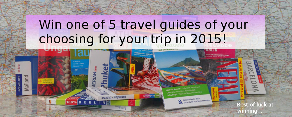 Win a travel guide