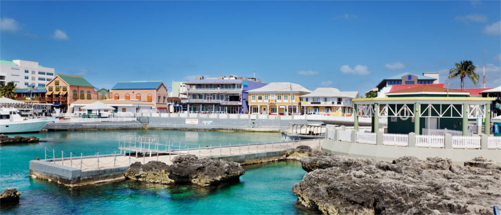 George Town on Grand Cayman