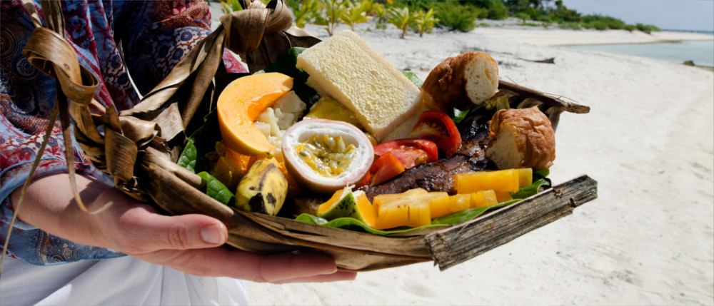 Food on the Cook Islands