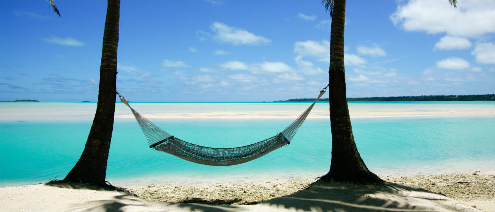 Relaxation and recreation on the Cook Islands