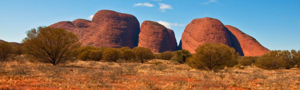 Travel destinations in Australia