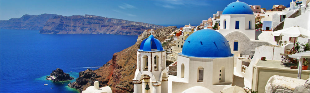 Travel destinations in Greece