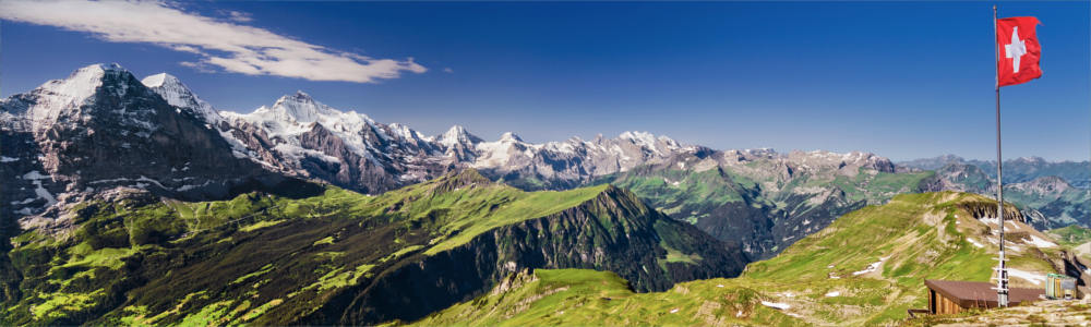Travel destinations in Switzerland