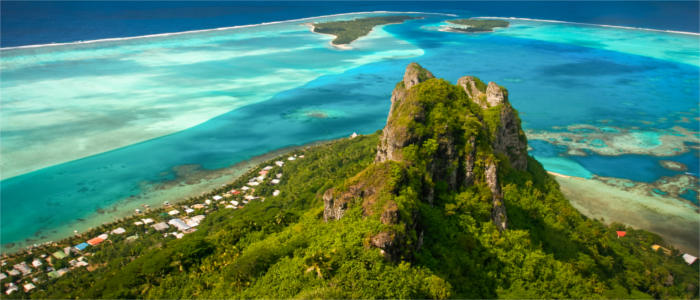 Maupiti - French Polynesia