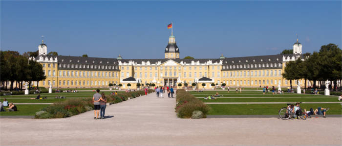 Palace in Karlsruhe