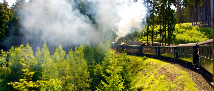 The Harz Narrow Gauge Railway