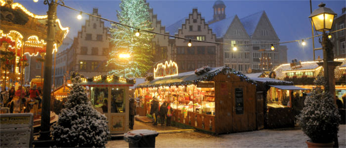 Frankfurt am Main's Christmas market
