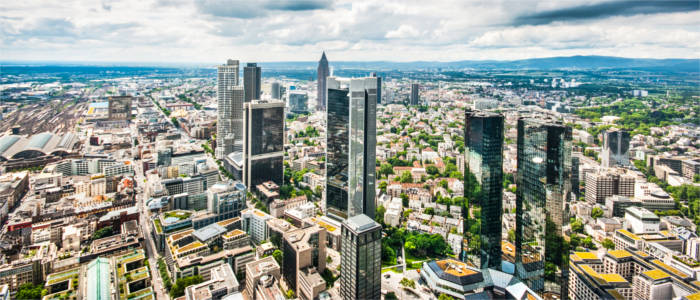 The capital of Frankfurt am Main