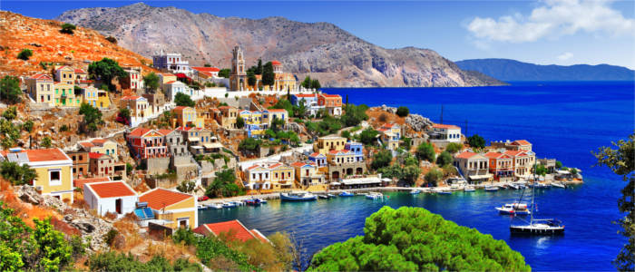 Symi in the Dodecanese