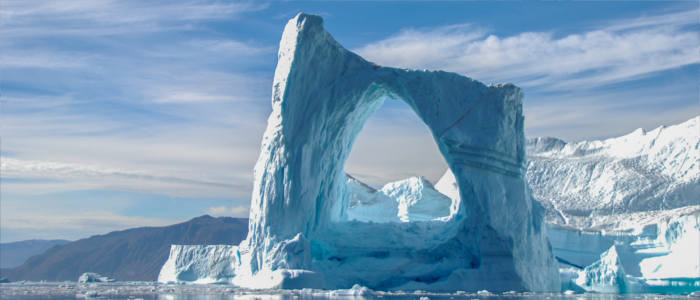 Greenland's wonderful ice world