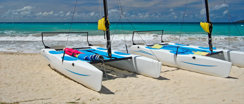 The water sports paradise of Grenada