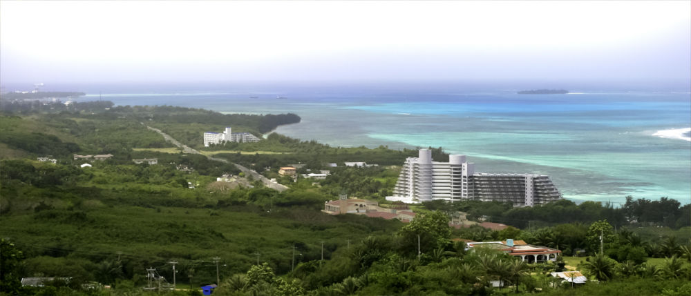 The capital of Saipan