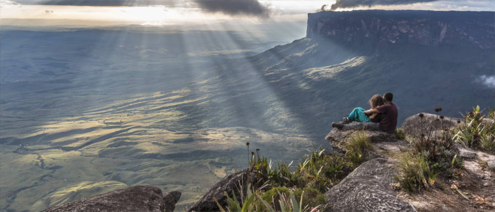 Expedition through Mount Roraima in Guyana