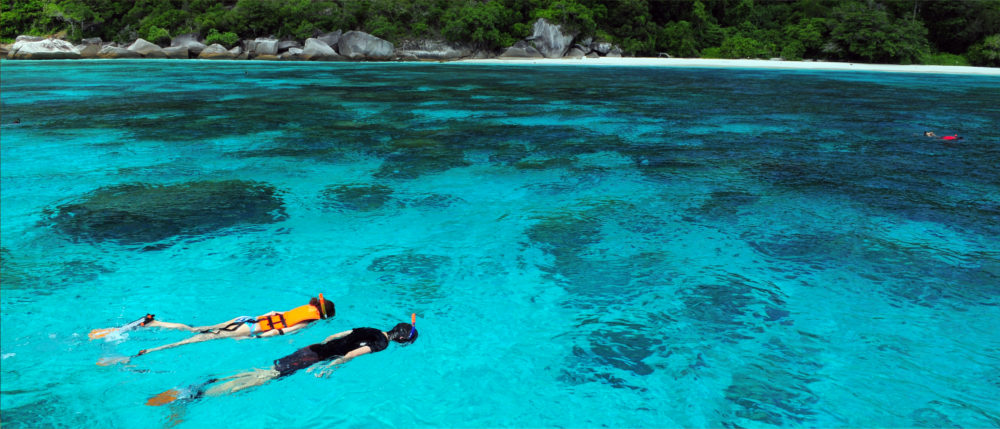 Andaman and Nicobar Islands as a diving location