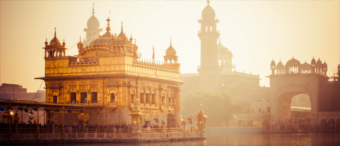 Golden Temple of Punjab