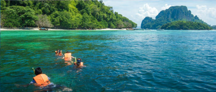 Diving and snorkelling in Indonesia
