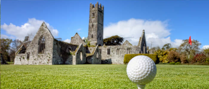 Ireland as a paradise for golfers