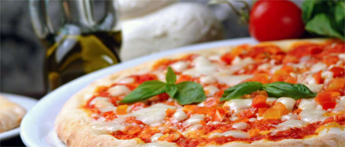 Pizza from Campania