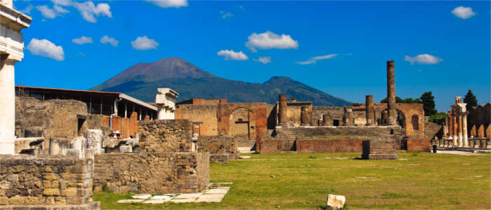Ancient city in Campania