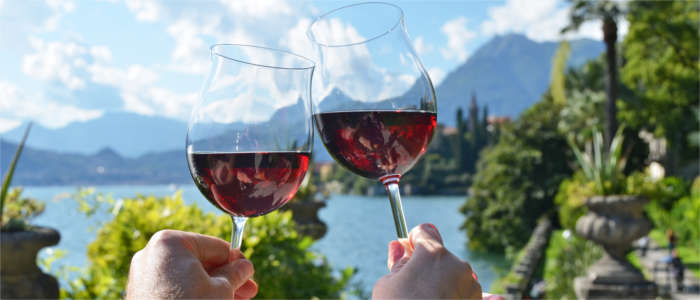 Culinary specialities at Lake Como