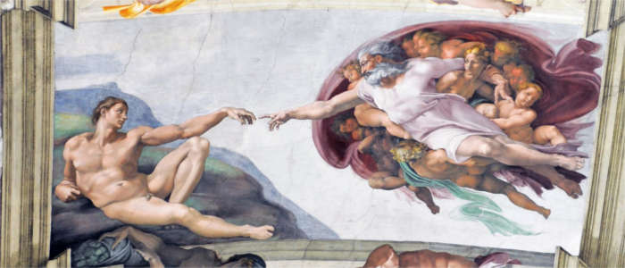 Famous work of Michelangelo