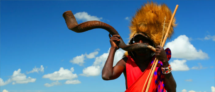 The art of the Maasai