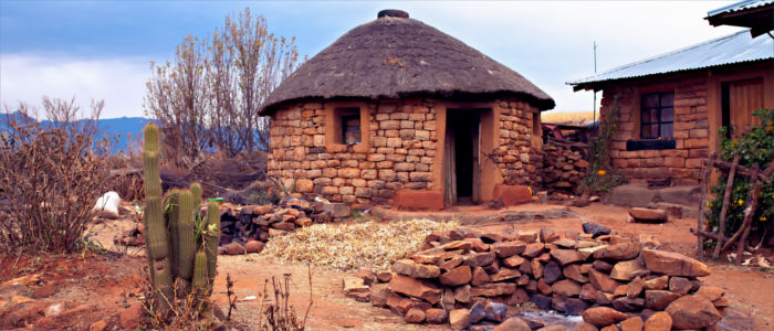 Living like the people in Lesotho