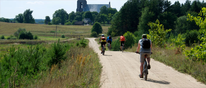 Cycling in Lithuania