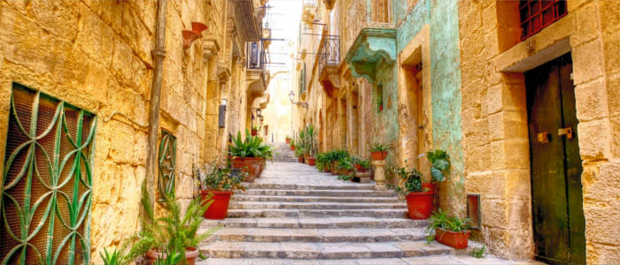 Typical architecture in Malta