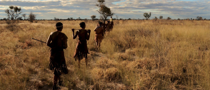 People in Namibia