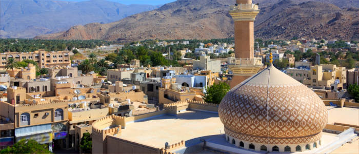 Oman's cities - Nizwa