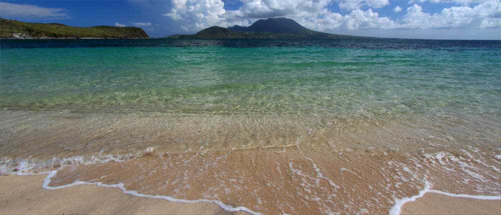 Saint Kitts and Nevis' beaches