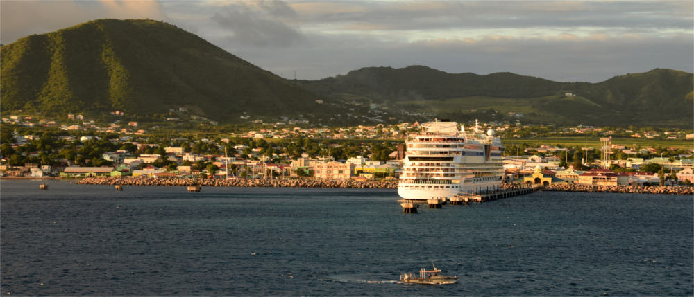 Saint Kitts and Nevis as a cruise destination