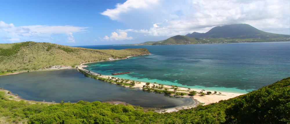 Travel destination of Saint Kitts and Nevis