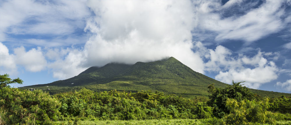 Travel region of Saint Kitts and Nevis