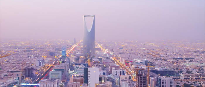 Riyadh - the capital of Saudi Arabia
